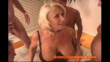 granny gets a gang shirley anne field nude bang and cum bath