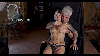 blonde slut taught www hot video download to behave like proper woman