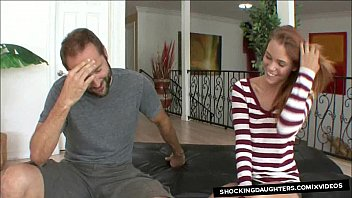 petite stepdaughter gaimup fucked by older daddy