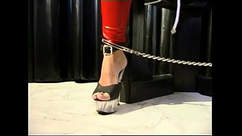 lovely slave girl xxl dong com is tied up and horny