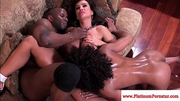 girls showing cameltoe lisa ann and misty stone interacial threeway