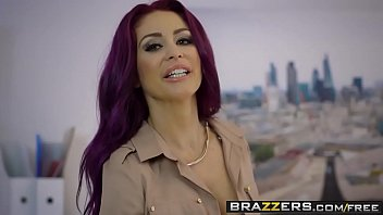 brazzers - big taxi9 tits at work - point of sale scene starring monique alexander and danny d