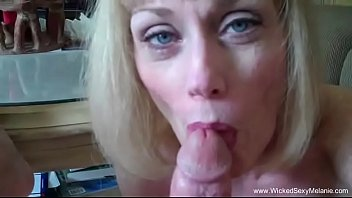 gilf gulps youjizs down the cock and cum