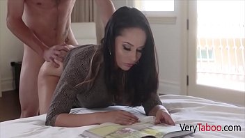 son s hard dick goes inside uninterested pornminded mom- crystal rush
