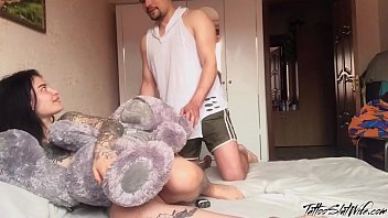 stepbrother peeped on sister s masturbation www 3rat com and rough fuck