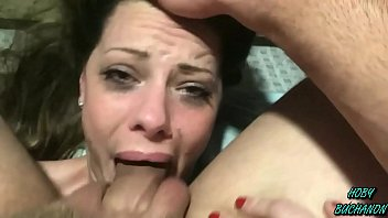 step daughter takes a slapping rough skull fuck for father s day redwap in full shoot