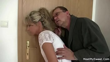 parents trick their son s gf into fuck me nigger 3some sex