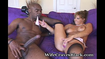 excited about huge cock meganudist splitting her pussy