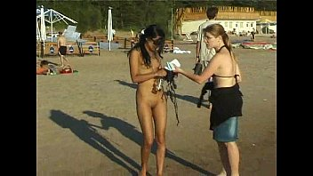 candid 4crot nude nudist teenager butt on the public beach