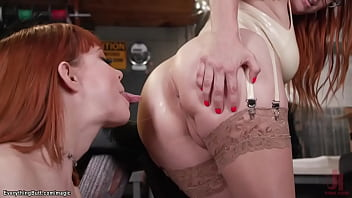 redhead lezdom squirting world sex videos download after enema