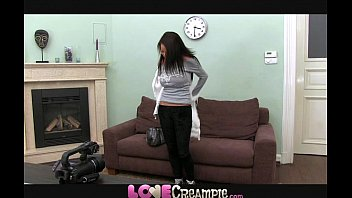 love creampie 18 year english sexy film old tries anal and gets pussy filled with spunk