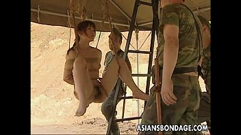 asian slut h. on some ropes huns yelow pages fucked by the soldiers