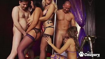 busty milf jasmine black and download fucking movies her stripper gf bang two lucky guys at the club