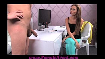 femaleagent big cock delivers creampie boor ka photo hd present after casting fuck frenzy