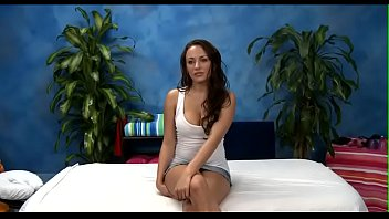 sexy 18 beauty hebe nude gets fucked hard by her massage therapist