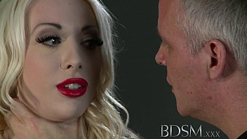 bdsm xxx kakiem com hooded slaves are put to the test by strong dominant doms