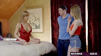 momsteachsex - busty milf gets hot m. s day pornopics threesome s8 e4