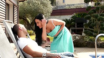 passion-hd - brunette with pornorama great ass anna rose gets mor