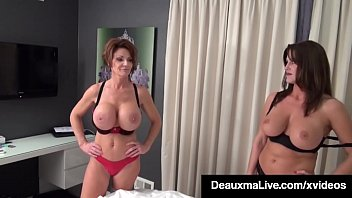 smoking cougars deauxma and taylor ann fuck indian sex please patient for money