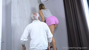 old katorsec goes young - sweetie thanks a caring mature man