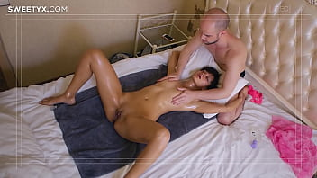 anal in a massage parlor with a slim indian beauty xxlxx and jean-marie corda