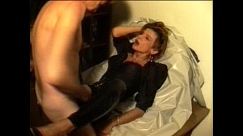 sperm-traudl with crotchopen naughty america download fast-fuck pvc trousers gets a fuck without foreplay