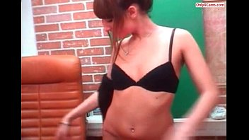 naked weather cam girl with small breasts