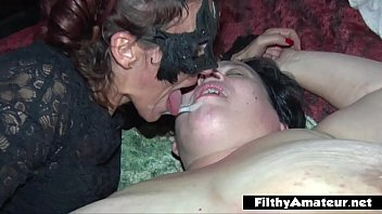 nude mother in law double anal penetration dap for nasty milf in real orgy
