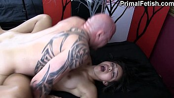 interracial gepime erotic massage w wild orgasms and fucking