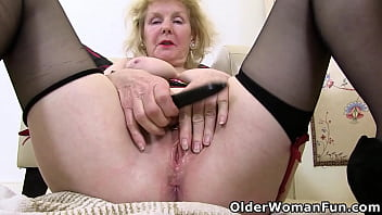 english xvideosw granny pearl takes care of her old cunt