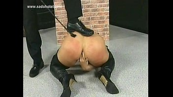master fucks beautiful blond milf with his finger in her tight asshole hurenx com and spanks her