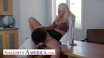 naughty america - london river is willing to help her student but katrina kaif ki xx video she wants cock in return