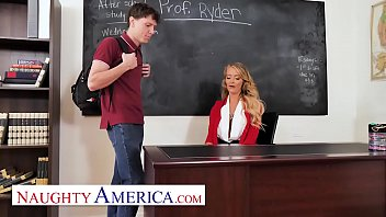 fucking my wife and her new step sister naughty america - linzee ryder has a crush on her student