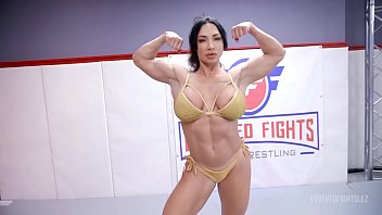 london river fighting brandi older women having sex mae in lesbian wrestling with face sitting and a hard strapon fuck