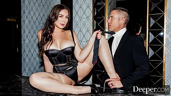 deeper. blair s cheating supermodel nude hubby is taught a lesson