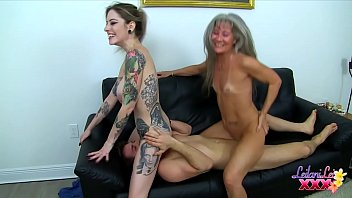 she s moving kindgirls in trailer a taboo threesome