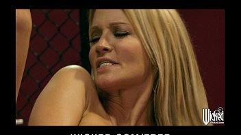 stirpchat jessica drake wrestles her trainer to the ground for rough-sex