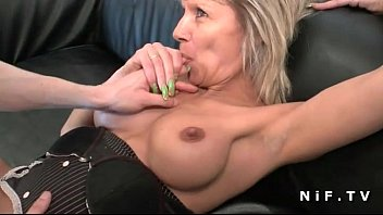 xlxxx french mature cougar hard analized for her amateur casting couch