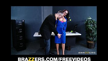 capri cavanni sneaks out of office party polki nago and deepthroats big-dick