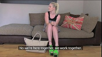fakeagentuk threesome sex doctor botty good roulette on the casting couch