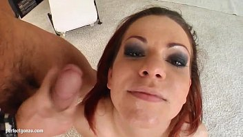 blowbang group blowjob given by lia pormhub diamond on cum for cover