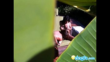 two horny lesbos rub vixvid their pussies under the sun