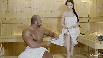 relaxxxed - hard www ass4all com fuck at the sauna with attractive russian babe angel rush
