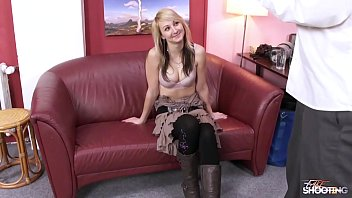 fakeshooting fake agent is really funny for young blonde who sunny leone hot sexy vidio fuck his big cock