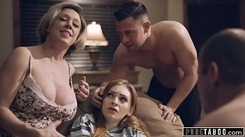 pure taboo step-parents and step-bro www naughty america sex video com welcome new sister to perv family