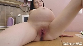 fingering herself sets off pornyub anastasia s contractions