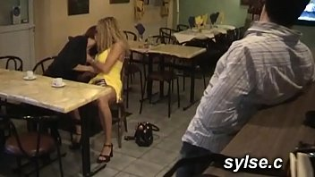 orgy in partywank restaurant with customers before cfnm party between nurses in hospital