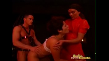 mistress and sex machine tumblr her slave couple in exciting session