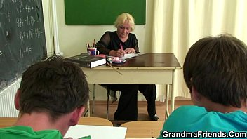 mature teacher is fucked by two mp4 mobile movies horny guys