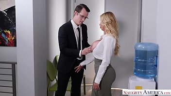 naughty america too strepchat much office sex